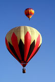 Two Hot Air Balloons #4 Royalty Free Stock Photography