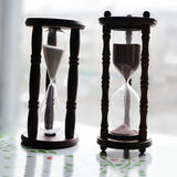 Two hourglasses Royalty Free Stock Image