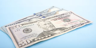 Two hundred and fifty dollar Royalty Free Stock Image