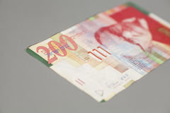 Two hundred sheqalim Stock Image