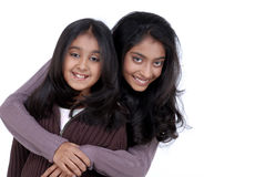 Two indian friends Royalty Free Stock Images