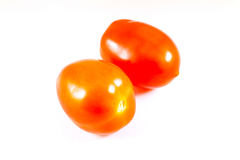 Two Indian Tomatoes Royalty Free Stock Photos