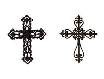 Free Two Iron Crosses Royalty Free Stock Photo - 20373125