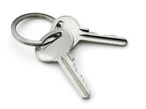 Two keys Stock Photo