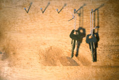 Two keys Stock Photos