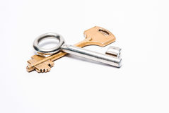 Free Two Keys Stock Images - 80148324