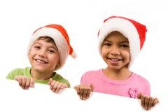 Two kids Stock Photo