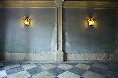 Two lantern Stock Image