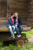 Two lesbians Royalty Free Stock Images