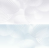 Two light Abstract background. For banner o top web site Royalty Free Stock Photo
