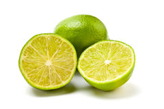 Two Limes Stock Photography