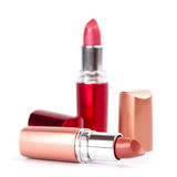 Two Lipsticks Royalty Free Stock Image