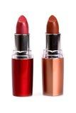 Two Lipsticks Stock Photos