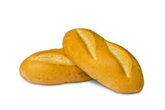 Free Two Loaves Of Baguette Stock Photos - 25866643