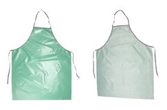 Two long aprons. Royalty Free Stock Photo