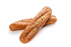 Two long loaf Stock Images