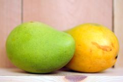 Two mango Stock Images