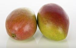 Two Mangos Royalty Free Stock Photos