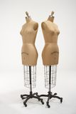 Two mannequins 03 Royalty Free Stock Image