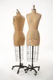 Two mannequins Royalty Free Stock Images