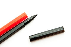 Two markers Stock Photography