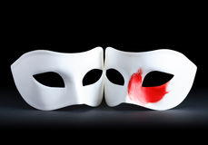 Two Masks Royalty Free Stock Photo