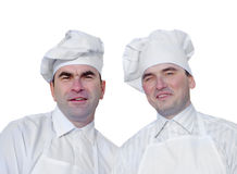 Two men Royalty Free Stock Photo
