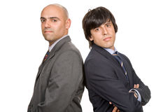 Two men Royalty Free Stock Photography