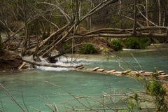Havasu Falls Bridge royalty free stock images