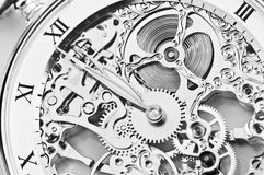 Two minutes to midnight royalty free stock images