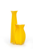 Two Modern Vases Stock Images