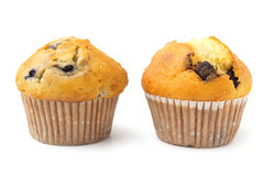 Free Two Muffins Royalty Free Stock Photo - 34638445