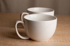 Two Mugs Stock Image