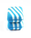 Two new color soap bars Stock Photography