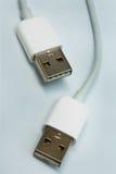 Two New Plug Usb Stock Image