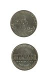 Two Nickels Stock Image