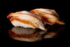 Two nigiri sushi Stock Photography