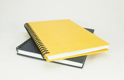 Two note book Stock Images
