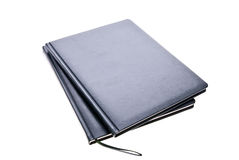 Two notebooks Royalty Free Stock Photos