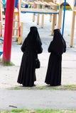 Two nuns Stock Image