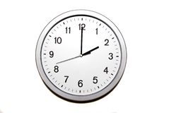 Two o'clock Royalty Free Stock Photography