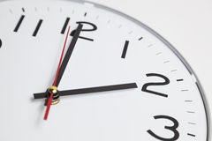 Two o'clock Royalty Free Stock Photo