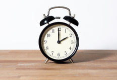 It is two o`clock. Stock Photo