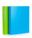 Two office document folders Royalty Free Stock Photos
