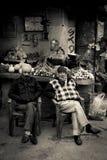 Two old men of Amritsar, Punjab, India Stock Photos