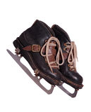 Two old skates Royalty Free Stock Images