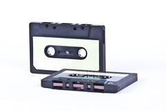 Two old tapes Royalty Free Stock Images