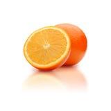 Two orange Stock Photos