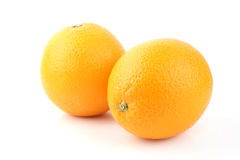Two orange Royalty Free Stock Image