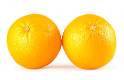 Free Two Oranges Stock Photos - 16321173